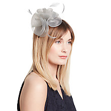 Buy John Lewis Amelia Carol Crin Flower Fascinator Online at johnlewis.com