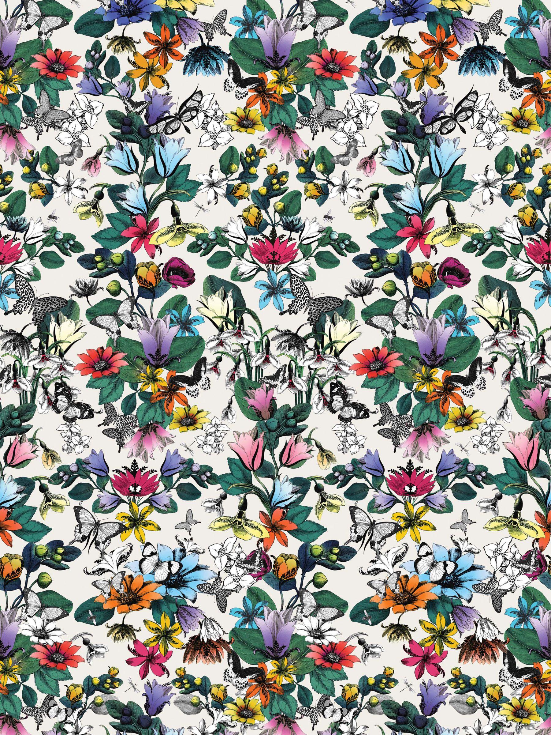 Osborne & Little Osborne & Little Tulipan Wallpaper Panel