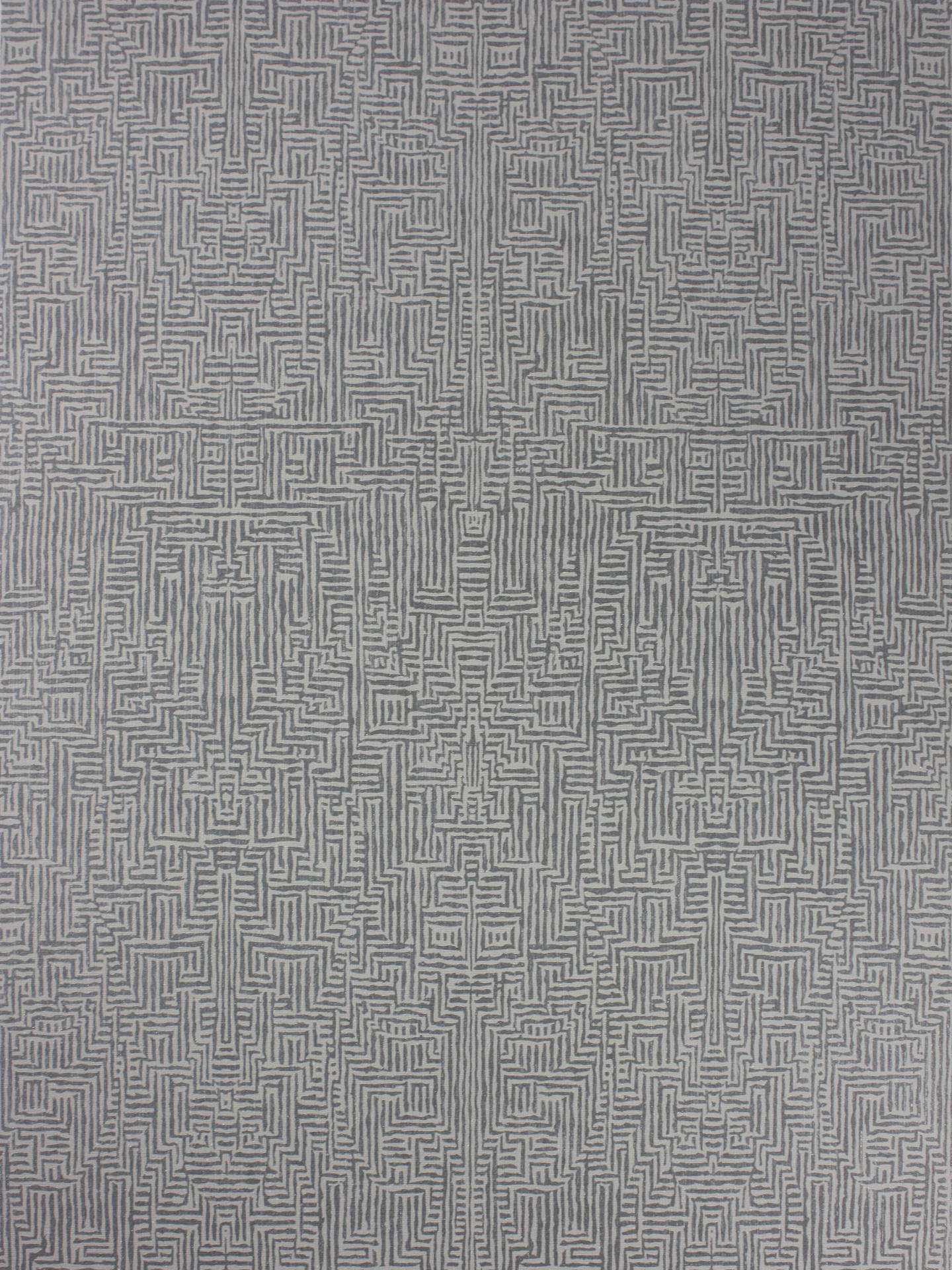 Buy Osborne & Little Labyrinth Wallpaper, Stone, W6765-01 Online at johnlewis.com