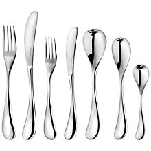 Buy Robert Welch Molton Cutlery Set, 7 Piece Online at johnlewis.com