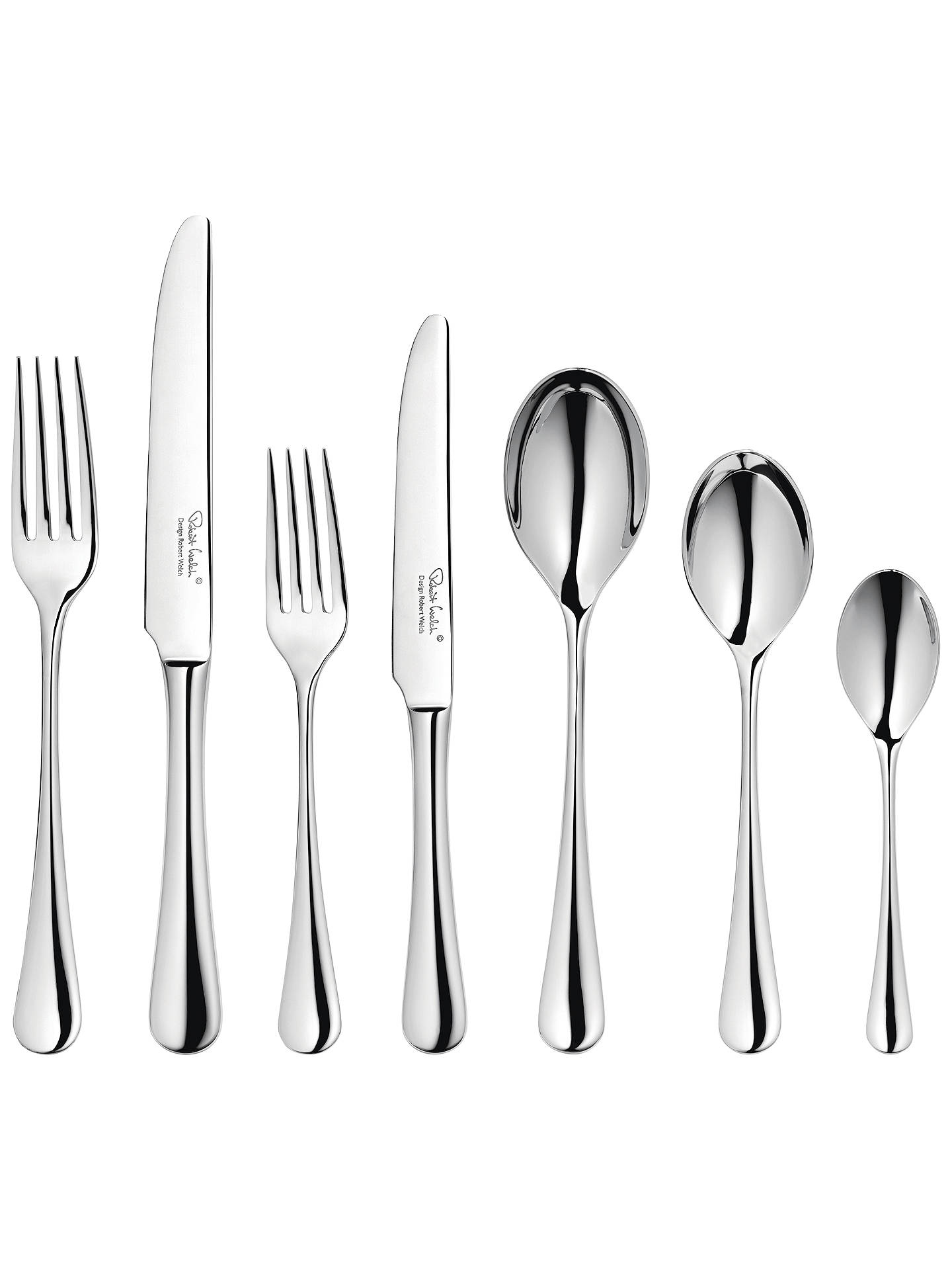 BuyRobert Welch Radford Cutlery Set, 84 Piece Online at johnlewis.com