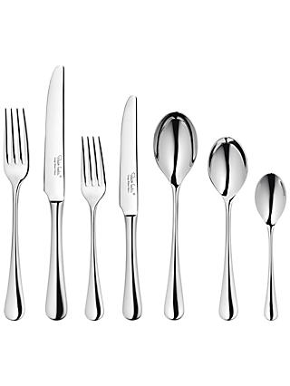 Robert Welch Radford Cutlery Set, 84 Piece