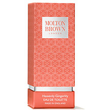 Buy Molton Brown Heavenly Gingerlily Eau de Toilette, 50ml Online at johnlewis.com