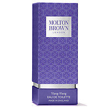 Buy Molton Brown Ylang-ylang Eau de Toilette, 50ml Online at johnlewis.com
