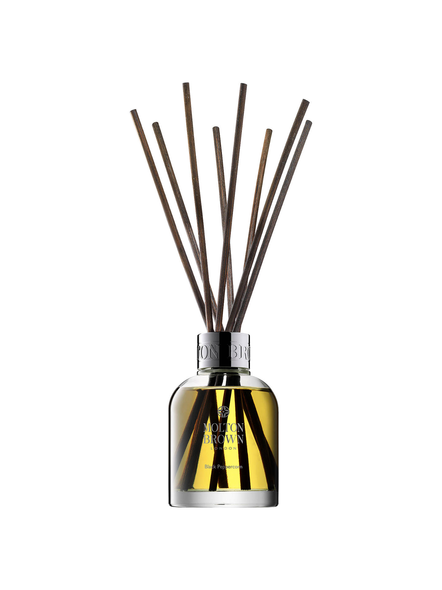 BuyMolton Brown Black Peppercorn Aroma Reeds Diffuser Online at johnlewis.com