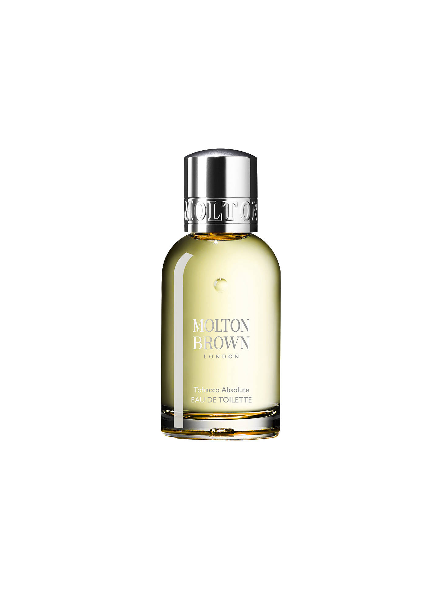 BuyMolton Brown Tobacco Absolute Eau de Toilette, 50ml Online at johnlewis.com