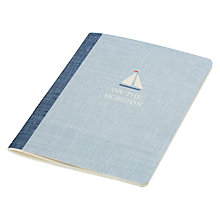Buy John Lewis Coastal A5 Exercise Book Online at johnlewis.com