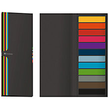 Buy Semikolon Sticky Page Markers, Assorted Online at johnlewis.com