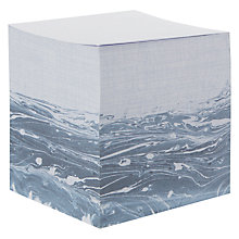 Buy John Lewis Coastal Memo Block Online at johnlewis.com