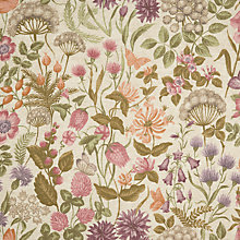 Buy Meadow Flower Furnishing Fabric Online at johnlewis.com
