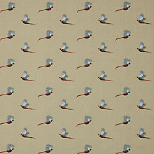 Buy Sophie Allport Pheasant Furnishing Fabric Online at johnlewis.com