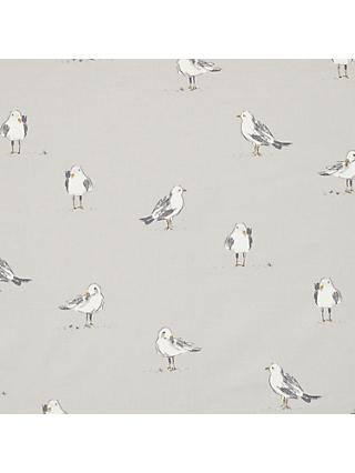 John Lewis & Partners Seagulls Furnishing Fabric, Smoke