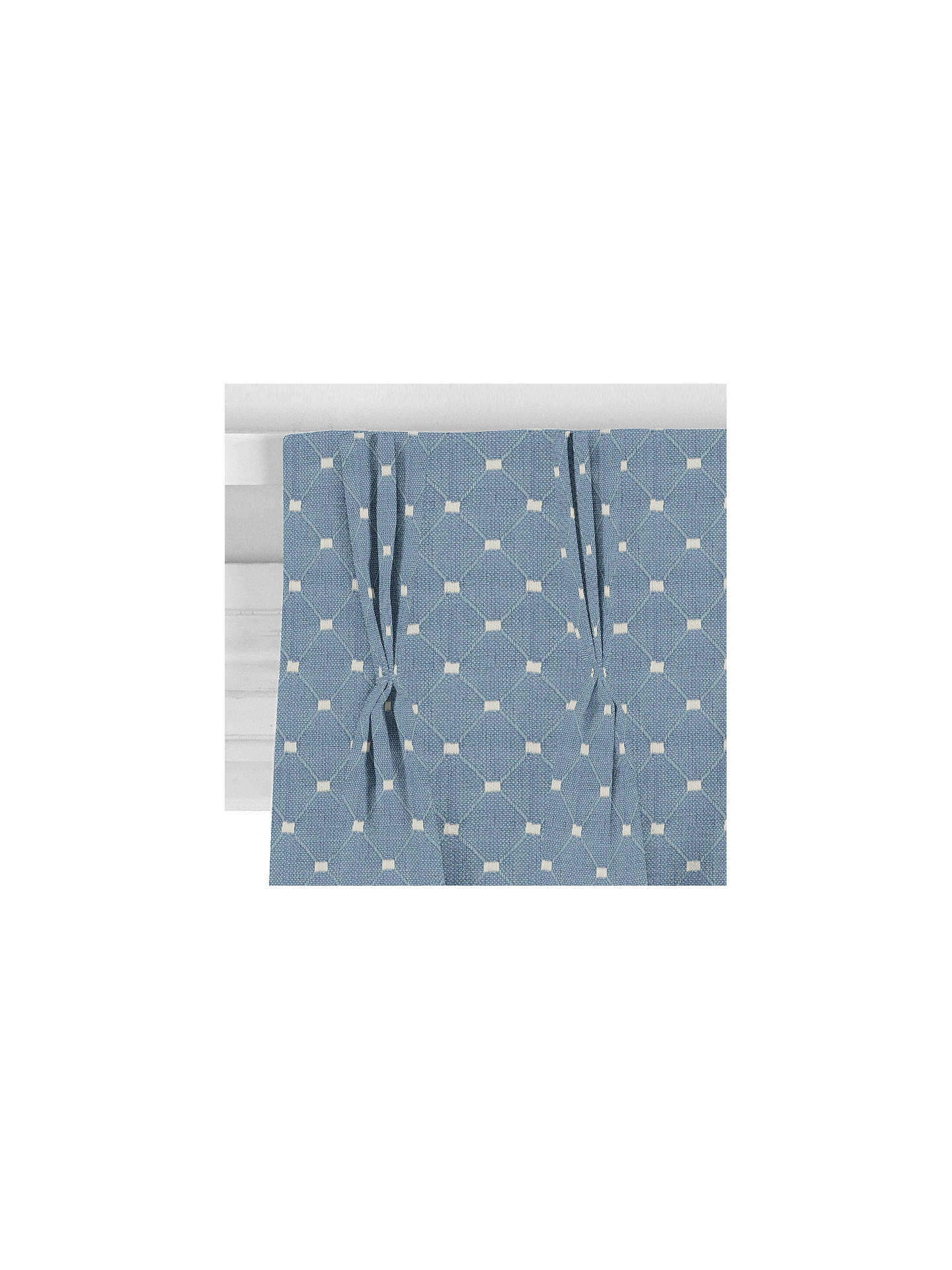 BuyJohn Lewis & Partners Provence Curtain, Blue Online at johnlewis.com