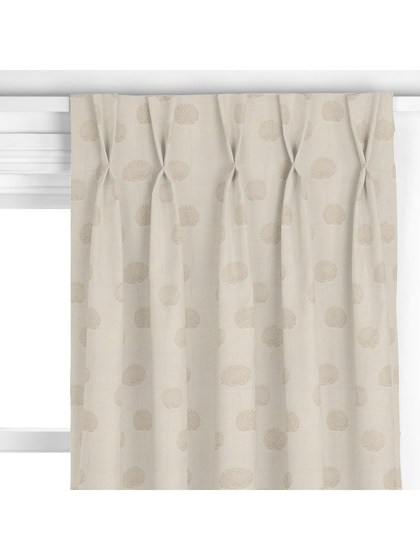BuyJohn Lewis & Partners Nadia Curtain, Linen Online at johnlewis.com
