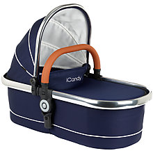 Buy iCandy Peach Carrycot, Royal Online at johnlewis.com