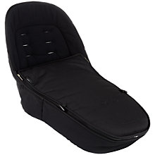Buy iCandy Peach Luxury Footmuff, Black Magic 2 Online at johnlewis.com