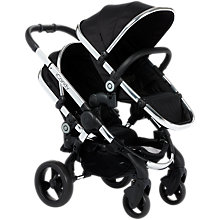 Buy iCandy Peach Blossom Pushchair, Black Magic 2 Online at johnlewis.com