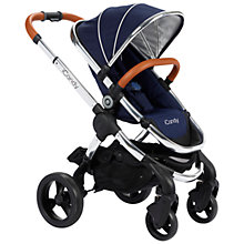 Buy iCandy Peach Pushchair with Chrome Chassis & Royal Hood Online at johnlewis.com