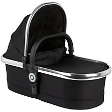 Buy iCandy Peach Carrycot, Black Magic 2 Online at johnlewis.com