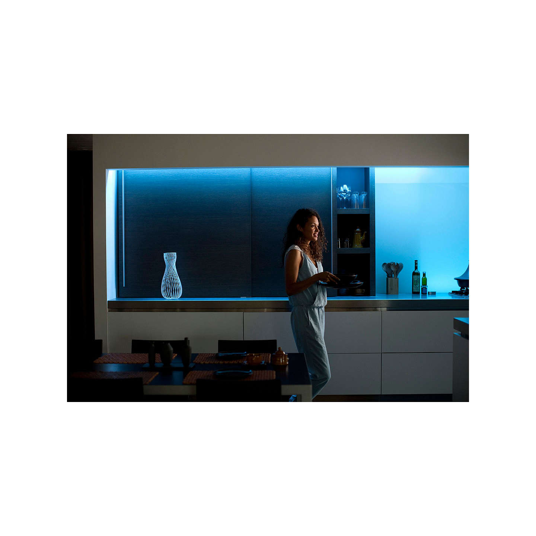 Philips Hue Personal Wireless Lighting Lightstrip Plus