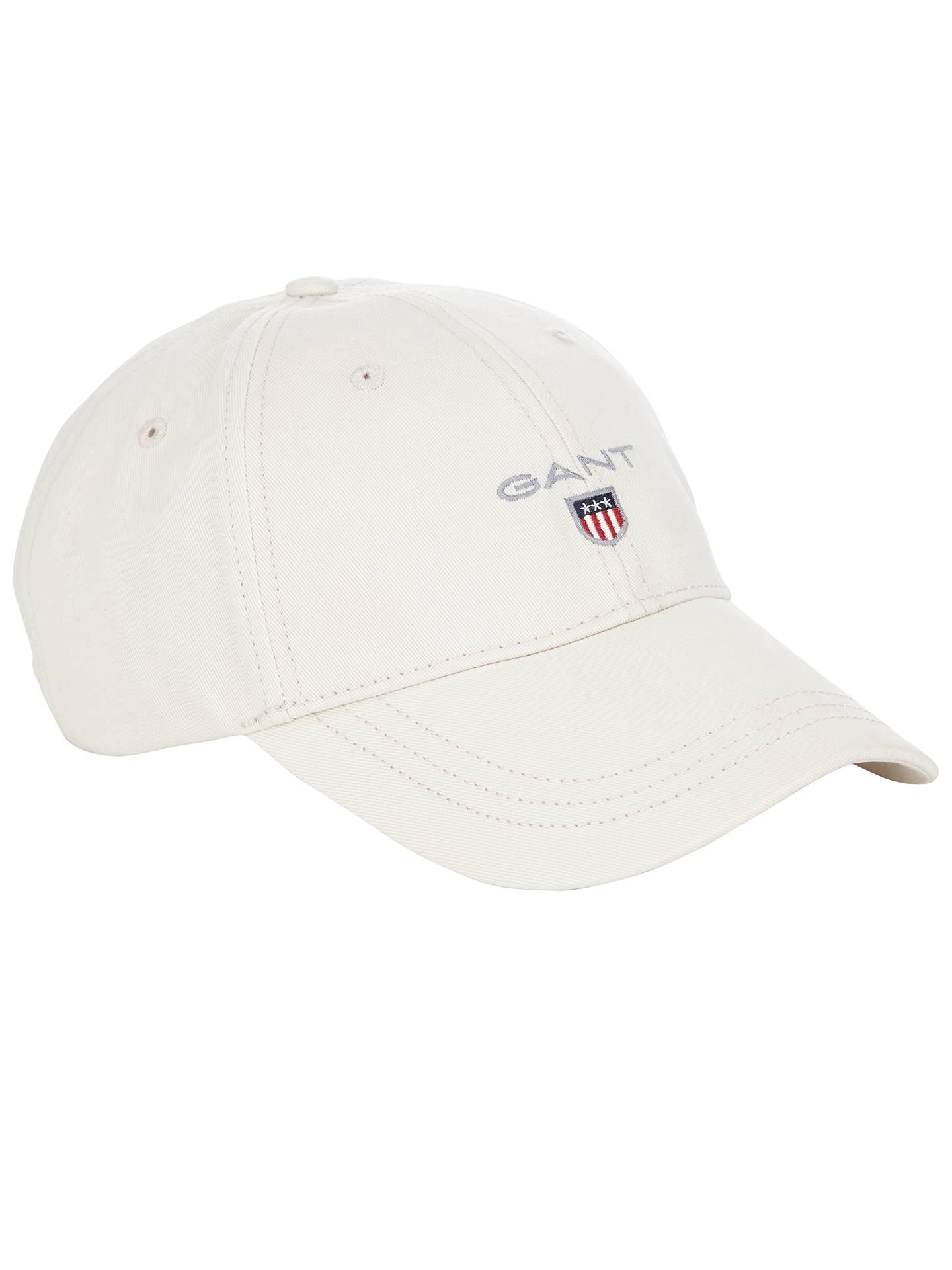 bea4652b6dcf Buy Gant Cotton Twill Baseball Cap