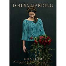Buy Chateau by Louisa Harding Knitting Book Online at johnlewis.com