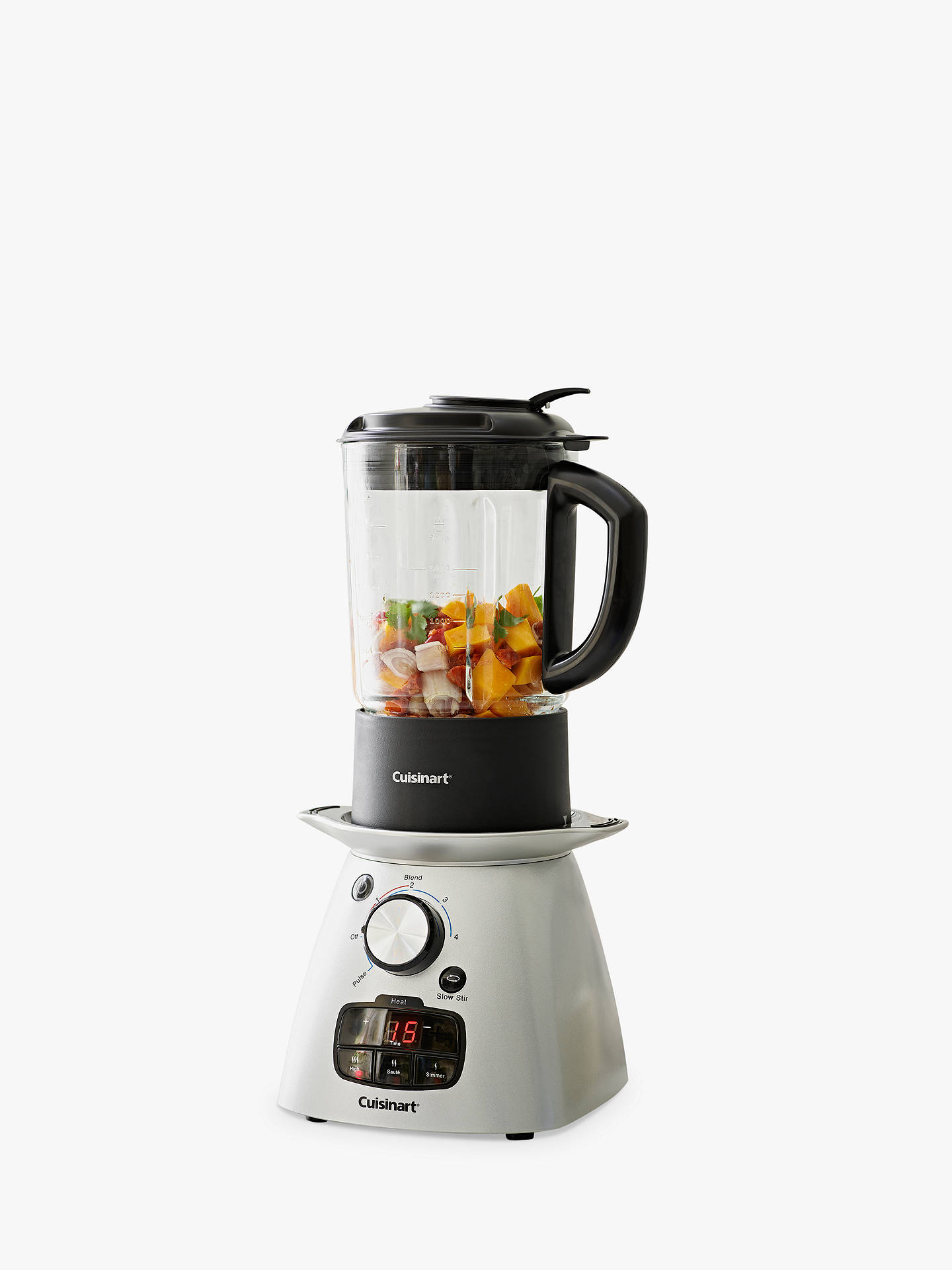 BuyCuisinart SSB3U Soup Maker Plus Online at johnlewis.com