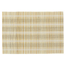 Buy John Lewis Bamboo Placemats, Set of 4 Online at johnlewis.com