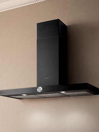 Elica Alpha 90cm Chimney Cooker Hood