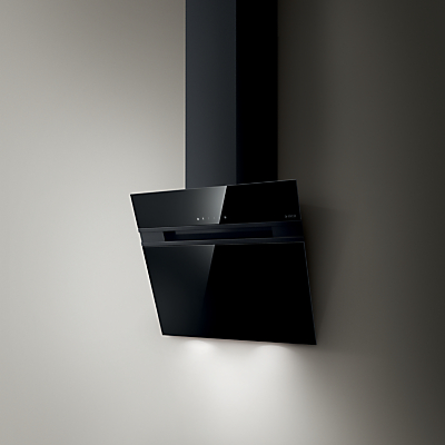 Elica Ascent LED 60cm Wall Mounted Chimney Cooker Hood