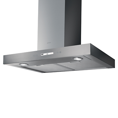 Elica Spot 60cm High Efficiency Chimney Cooker Hood, Stainless Steel