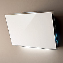 Buy Elica Film 80cm Wall Mounted Cooker Hood Online at johnlewis.com