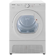Buy Hoover VTC5101NB Freestanding Condenser Tumble Dryer Online at johnlewis.com