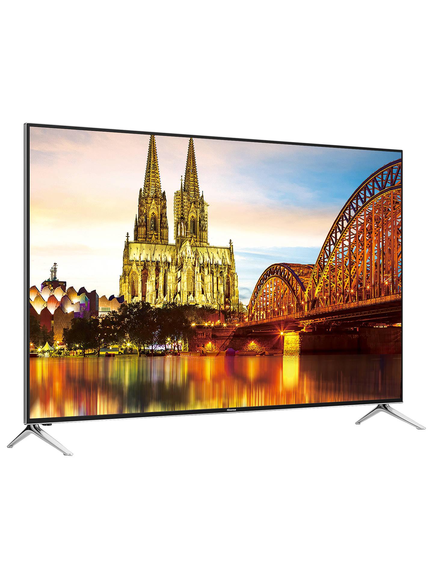 Hisense 65K700 4K Ultra HD LED 3D Smart TV, 65