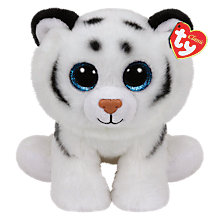 Buy Ty Beanie Classic Tundra Soft Toy, 24cm Online at johnlewis.com