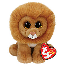 Buy Ty Beanie Babies Louie Soft Toy, 15cm Online at johnlewis.com