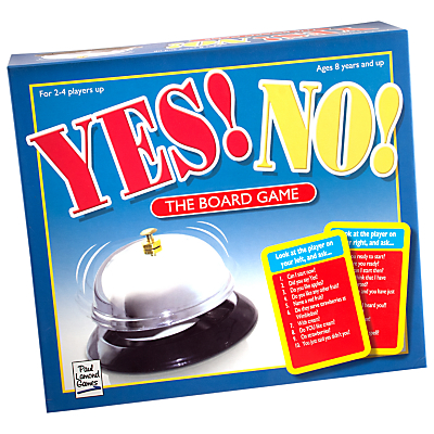 Image of Yes! No! The Board Game