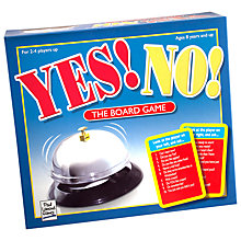 Buy Yes! No! The Board Game Online at johnlewis.com