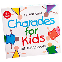 Buy Charades For Kids The Board Game Online at johnlewis.com