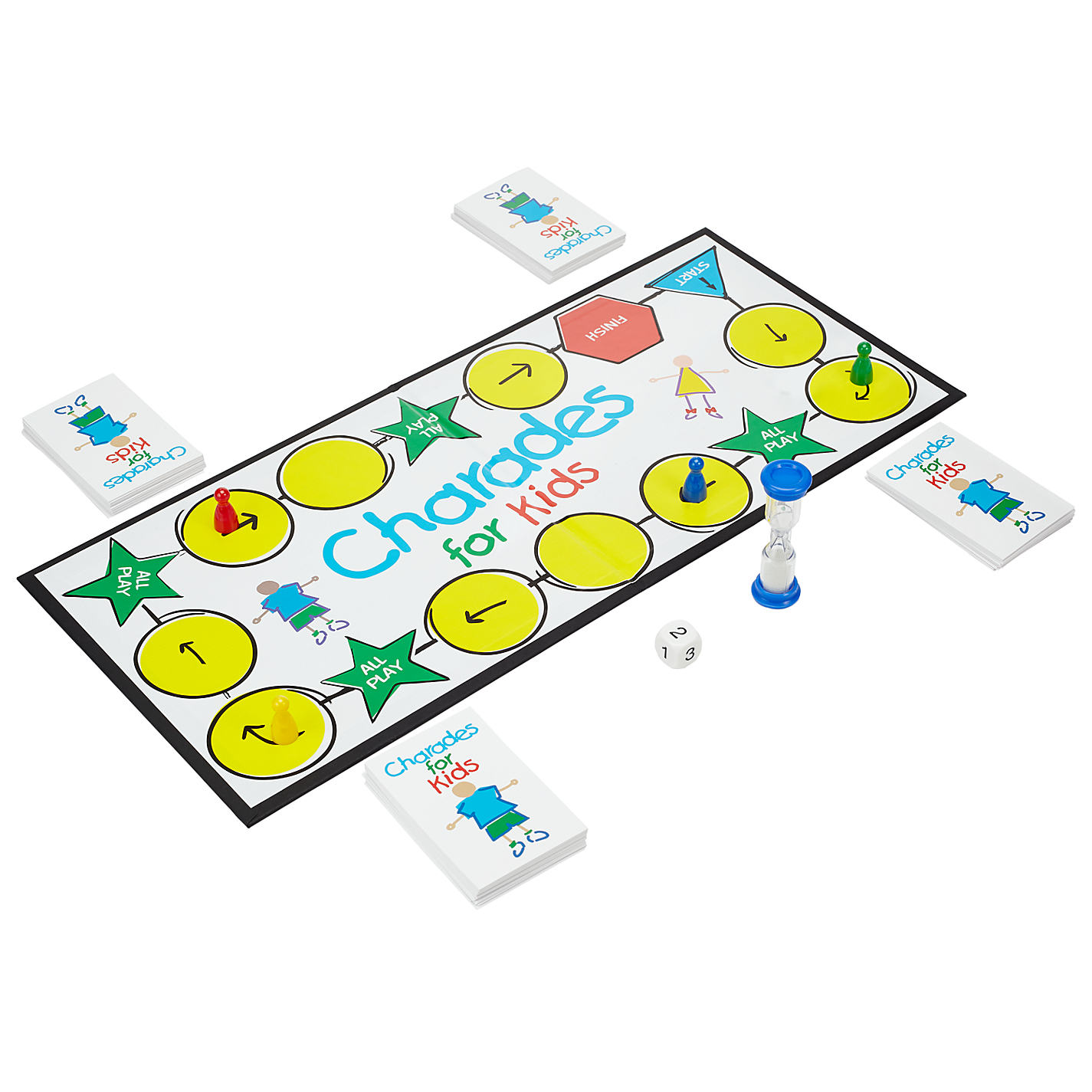 Buy Charades For Kids The Board Game