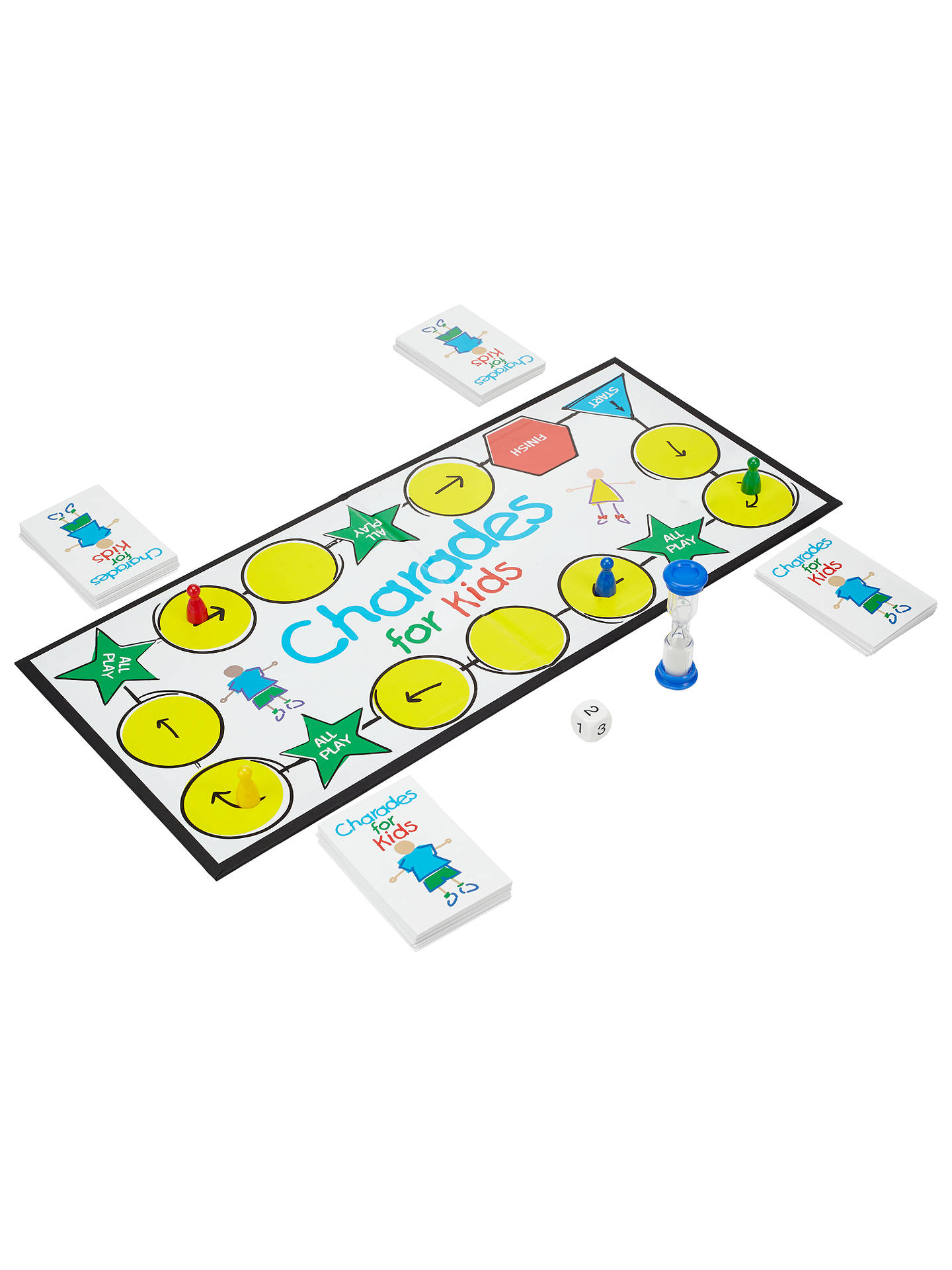 BuyCharades For Kids The Board Game Online at johnlewis.com