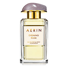 Buy AERIN Evening Rose Eau de Parfum, 100ml Online at johnlewis.com