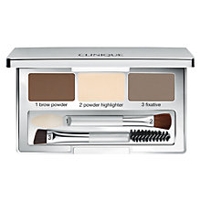 Buy Clinique Pretty Easy Brow Makeup Kit, Pale 01 Online at johnlewis.com