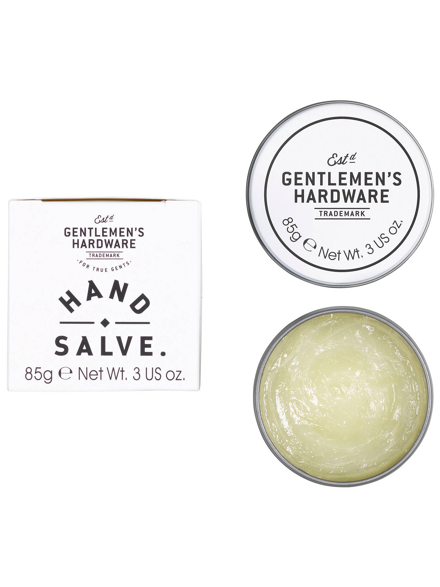 Buy Gentlemen's Hardware Hand Salve Online at johnlewis.com