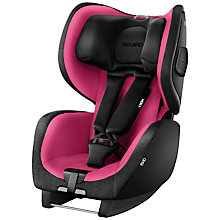 Buy Recaro Optia Group 1 Car Seat, Pink Online at johnlewis.com