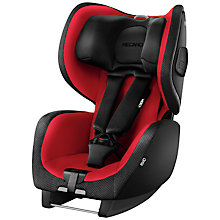 Buy Recaro Optia Group 1 Car Seat, Ruby Online at johnlewis.com
