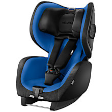 Buy Recaro Optia Group 1 Car Seat, Saphir Online at johnlewis.com