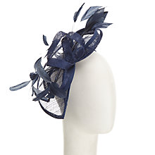 Buy Snoxells Teardrop and Loops Fascinator Online at johnlewis.com