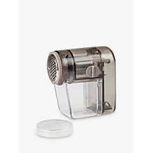 Buy John Lewis Clothes Shaver, Grey Online at johnlewis.com