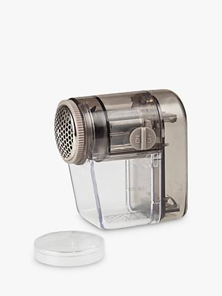 John Lewis & Partners Clothes Shaver, Grey